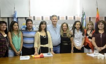 ASUMIERON LAS AUTORIDADES DEL CONSEJO DE EDUCACIÓN, RATIFICANDO UNA IMPRONTA DINÁMICA