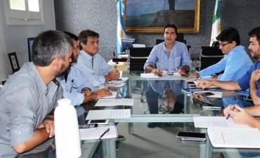 En reunión de gabinete, Capitanich analizó metas y destacó avances en obras y recaudación tributaria