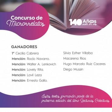 """Entregan premios del concurso de microrrelatos """"Crónicas de mi Ciudad"""""""