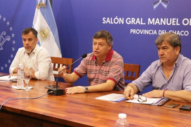 REUNIÓN DE GABINETE: