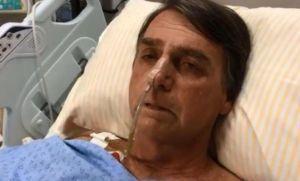 Desde el hospital, Bolsonaro pidió Justicia tras el atentado en su contra