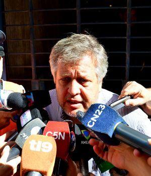 Intentan apartar al fiscal Stornelli de la causa de los cuadernos