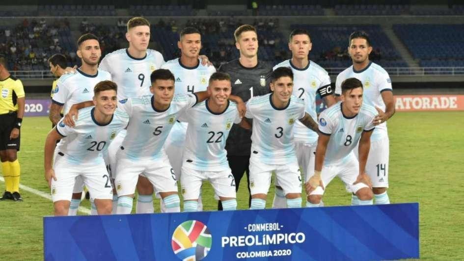 La Selección Argentina Sub 23 se consagró campeona del Preolímpico y el fútbol masculino estará en Tokio