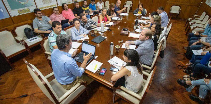 Capitanicn encabezó una nueva reunión de gabinete para delinear metas y objetivos a corto y mediano plazo