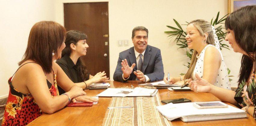 El Gobierno garantizará la ejecución del presupuesto provincial desde una perspectiva de género