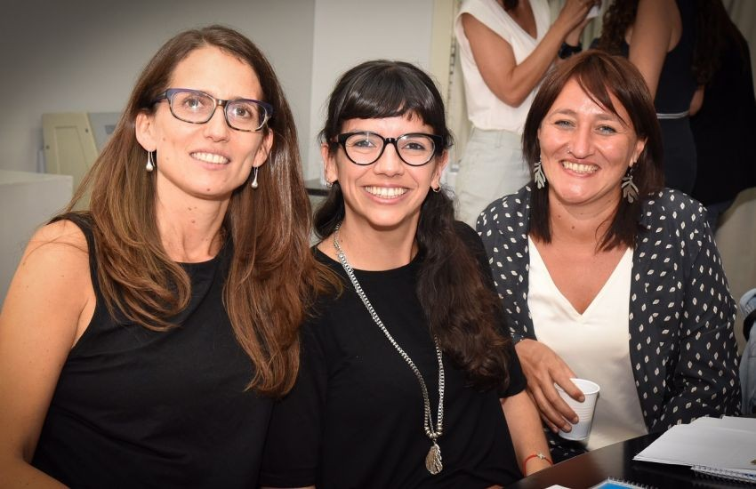 Analía Rach Quiroga y Silvana Perez participaron del Consejo Federal de Mujeres, Géneros y Diverisidad