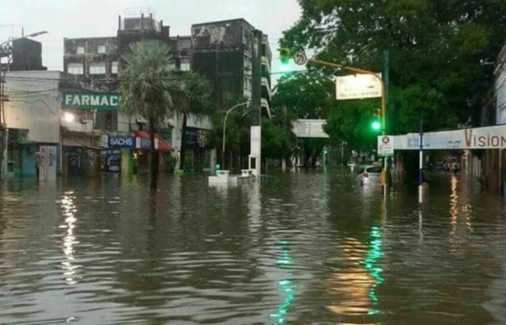 Alrededor de 35 mil personas se vieron afectadas por el temporal en Chaco