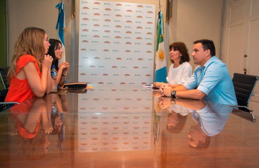 El directorio de Lotería Chaqueña destacó la importancia del Programa Juego Responsable