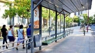 Este jueves habrá paro de Colectivos en el Área Metropolitana