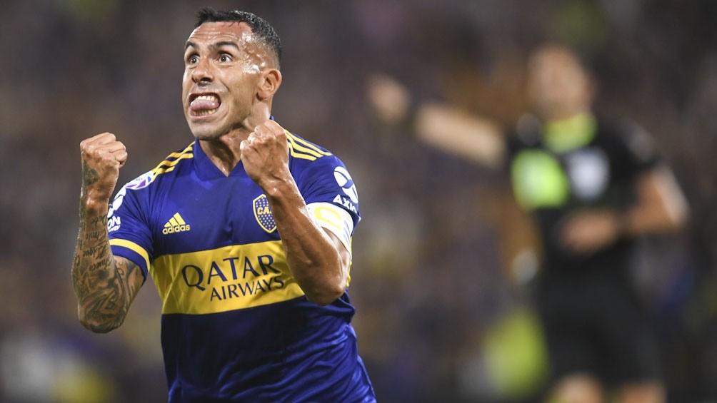 Boca venció a Godoy Cruz y le puso presión a River en la lucha por el título
