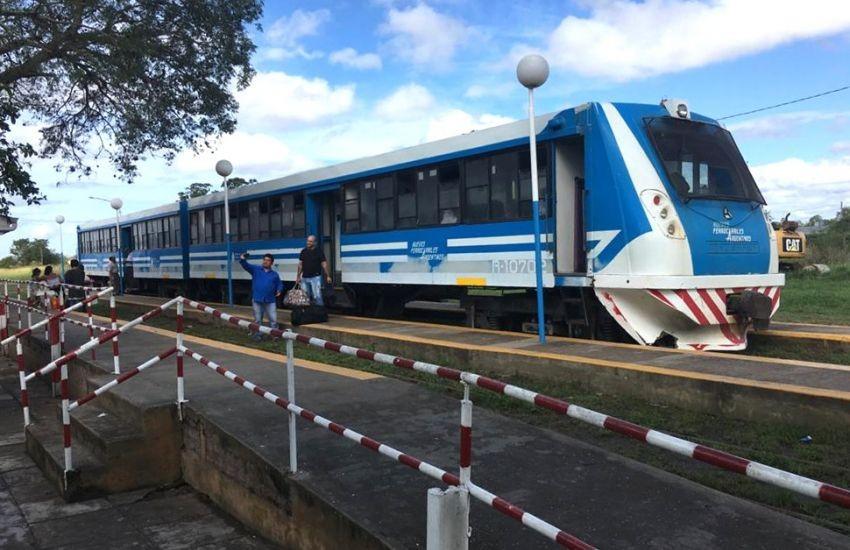 El Gobierno gestiona ante Nación la reactivación del tren Metropolitano