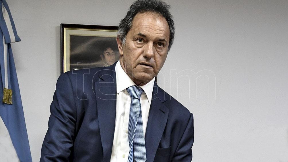 Scioli se defendió de las críticas: