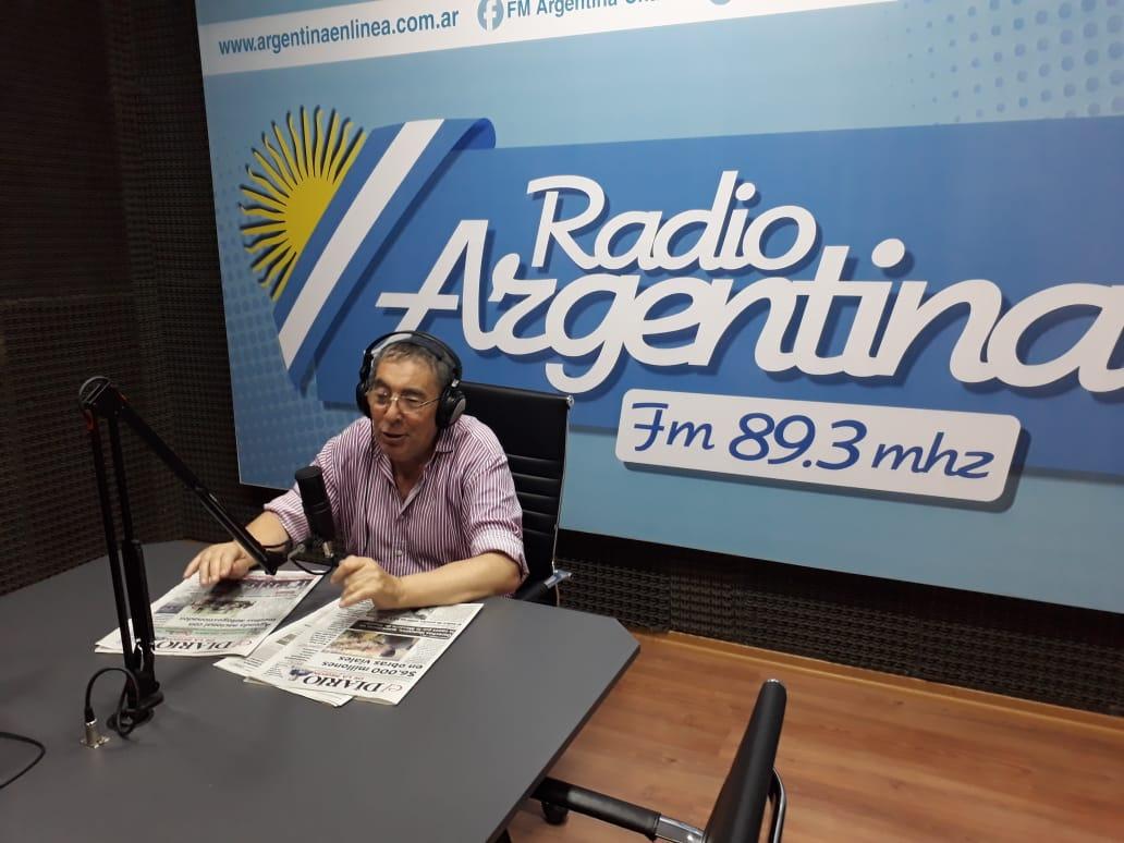 Rafael de Martino conducirá a partir del próximo lunes