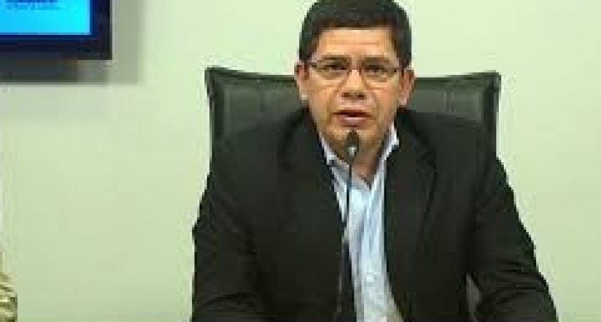 """Guillermo Monzón: """"Tenemos que entender que el impuesto es fundamental para que los servicios funcionen en zonas urbanizadas"""""""