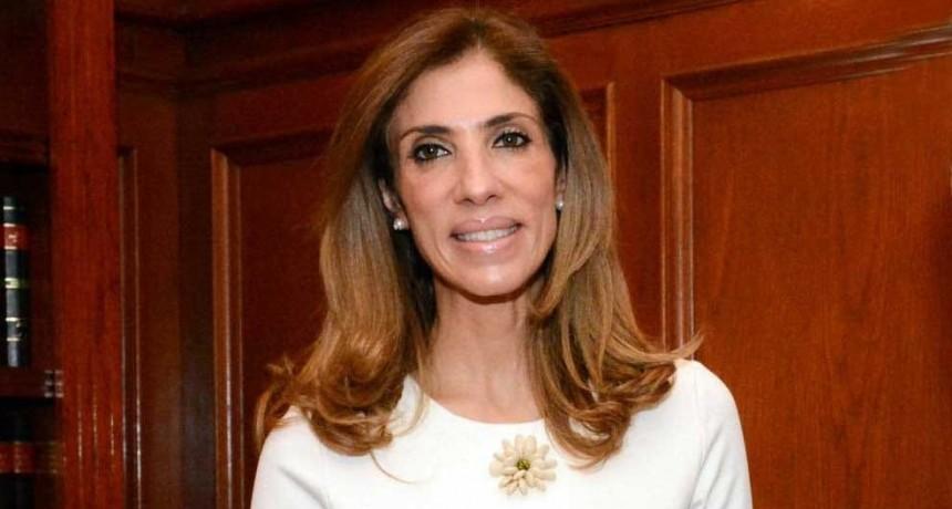Quién es Claudia Ledesma, la Presidenta de la Nación por 32 horas