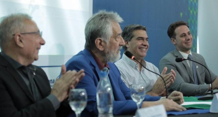 Capitanich y Alberto Rodríguez Saa avanzaron en una agenda de cooperación entre ambas provincias