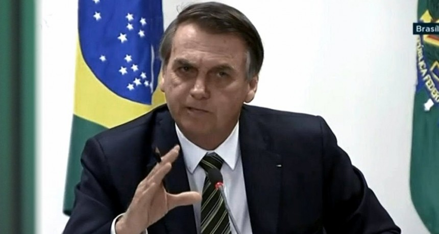 Bolsonaro anuncia que apoyará la negociación de Argentina ante el FMI