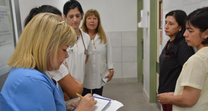 Nueva Gestión en el Perrando: Avanzan el refacciones, mejorar la atención y la provisión de medicamentos