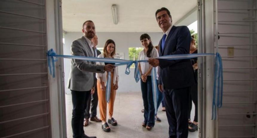 Capitanich participó de la inauguración de la Casa de Convivencia