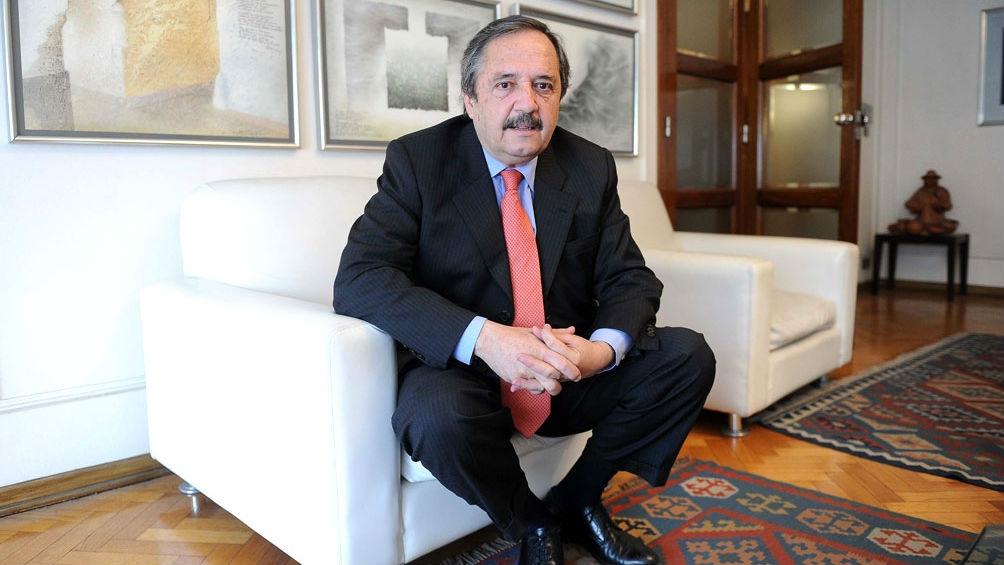 Alfonsín: A la oposición