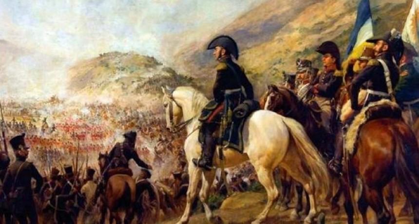 Se cumplen hoy 242 años del nacimiento del General José de San Martín
