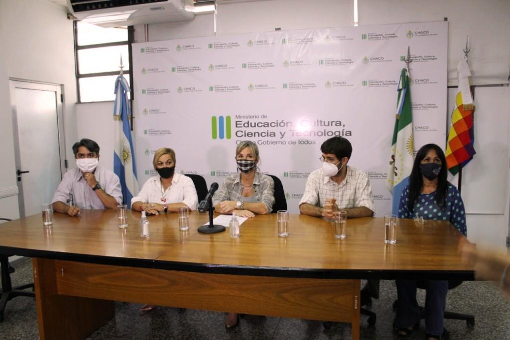 El Gobierno lanzó programa de terminalidad educativa para empleados públicos