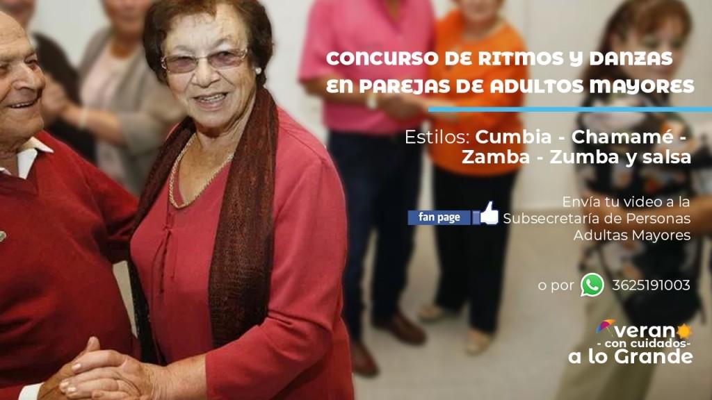 Desarrollo Social promueve espacios de participación para adultos mayores