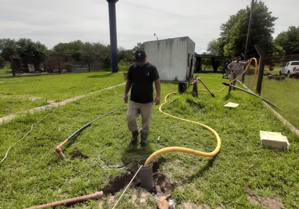 SAMEEP realizó perforaciones en Selva Río de Oro para garantizar la provisión de agua