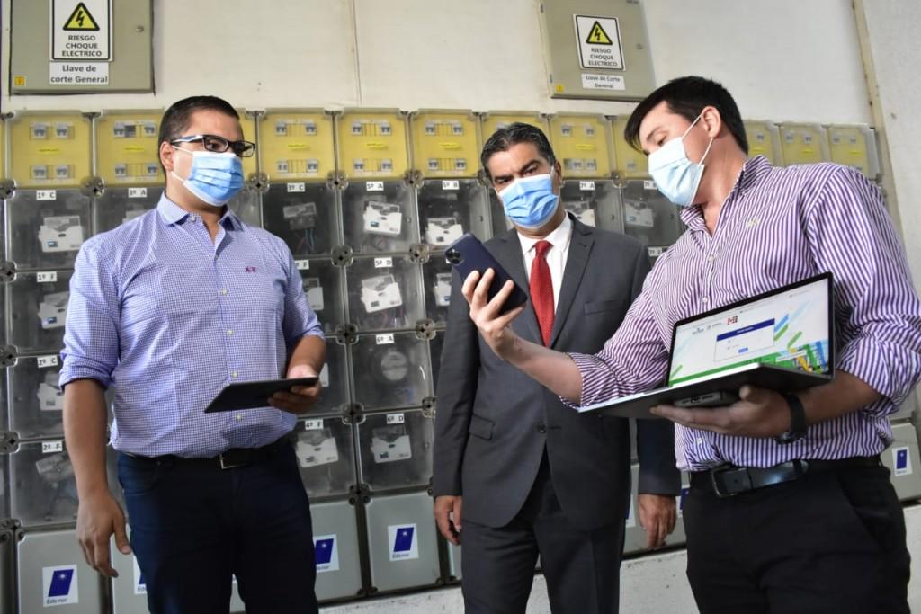 Innovación tecnológica: Secheep conectó los primeros 300 medidores inteligentes