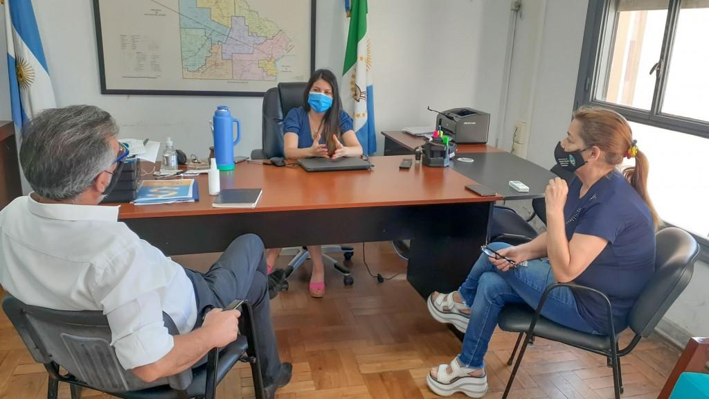 Defensa del consumidor y Enacom acordaron trabajos sobre servicios de telecomunicaciones