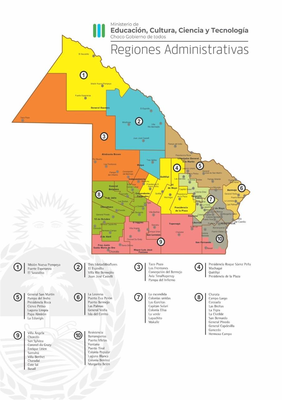 El ministerio de educación reestructura las direcciones regionales educativas