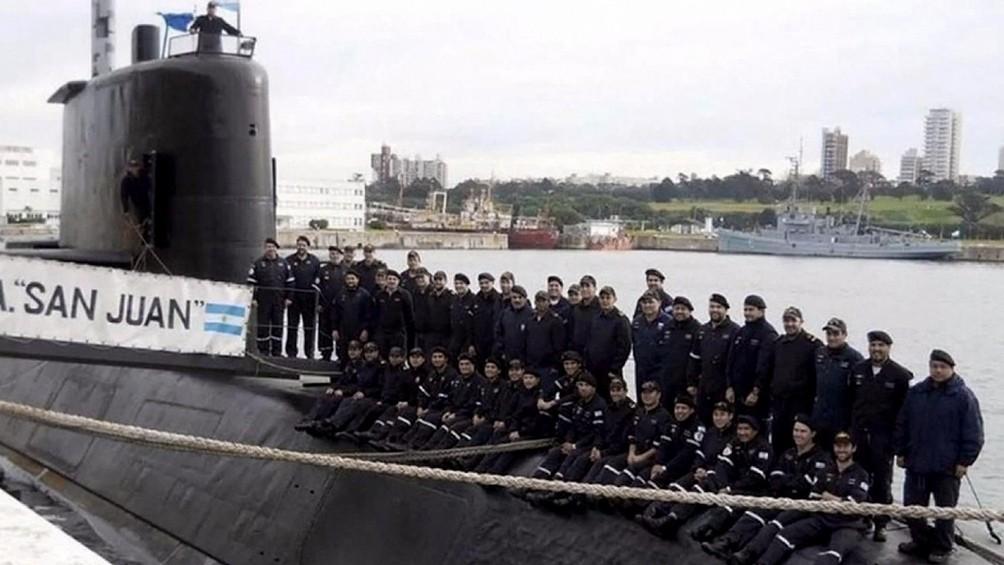 Nadarán los 385 kilómetros del río Santa Cruz por los tripulantes del Ara San Juan