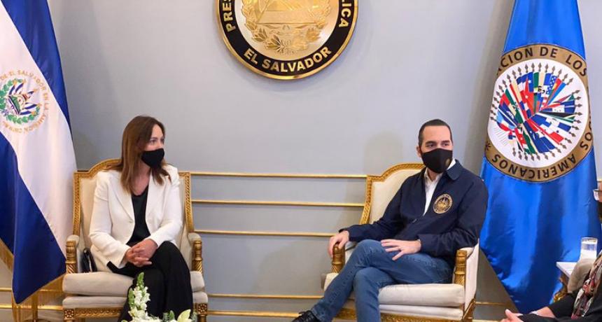 La OEA desestimó una queja del gobierno argentino por la designación de María Eugenia Vidal como veedora electoral