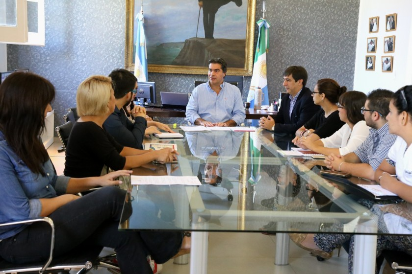 Capitanich encabezó reunión del Consejo Consultivo de Diversidad Sexual del municipio
