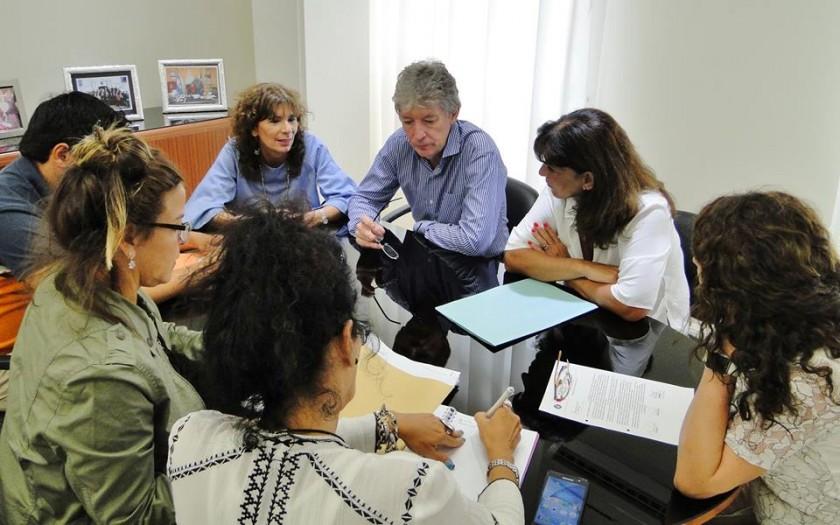 ASISTENCIA AL DIABÉTICO: SALUD, DIPUTADOS Y ACHASODIA UNIFICAN ESFUERZOS