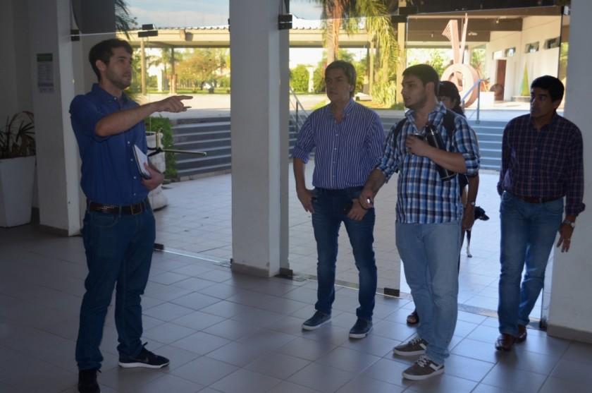 El municipio cedió las instalaciones del Domo para operativos de Anses