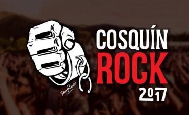 Cosquín Rock el mito de las sierras 2017