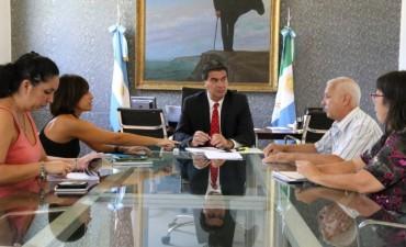 Capitanich recibió a la  Unión de Colectividades: Definieron agenda de trabajo y actividades conjuntas