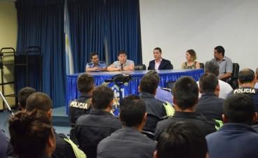 COMENZÓ EL CURSO DE CODUCCIÓN SEGURA PARA PERSONAL POLICIAL