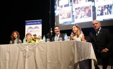 Capitanich participó de las Segundas Jornadas Chaqueñas de Derecho de Familia, Infancias y Adolescencias