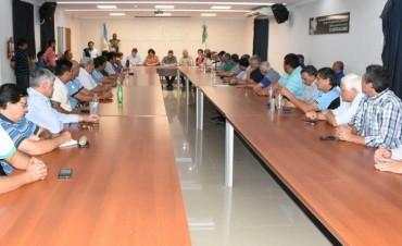 """PEPPO Y LAS 62 ORGANIZACIONES ACORDARON QUE EL MOVIMIENTO OBRERO TENGA """"UN LUGAR DE PREPONDERANCIA"""""""
