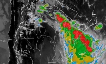 Urgente: Se mantiene vigente el alerta meteorológico y el municipio recuerda teléfonos para casos de emergencias