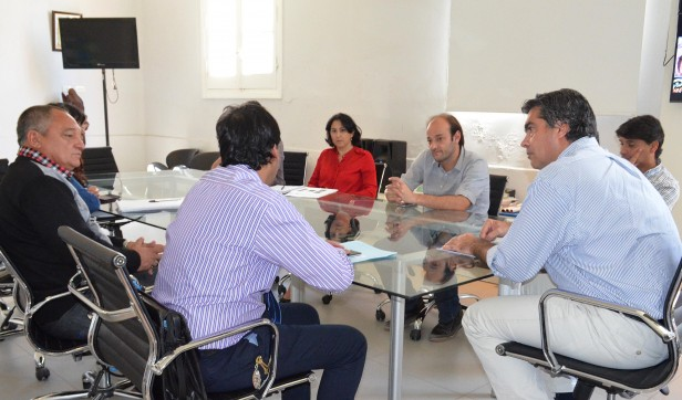 Municipio y UPCP analizan diferentes acciones para generar nuevos accesos al barrio La Fabril