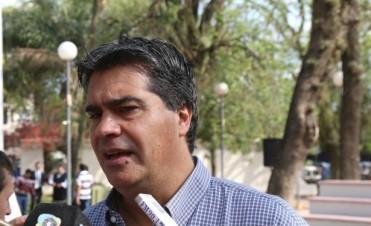 """Capitanich respondió a los concejales de la oposición: """"La denuncia no tiene ningún asidero"""""""