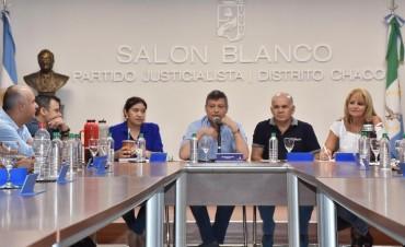 EL CONSEJO PROVINCIAL DEL PJ APROBÓ LA CONFORMACIÓN DE ALIANZAS PARA LAS ELECCIONES LEGISLATIVAS