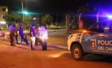 La Municipalidad continua los operativos para controlar el uso de luces en autos y motos