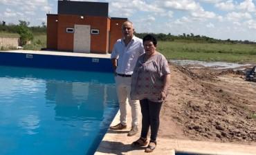 EL GOBERNADOR INAUGURARÁ ESTE LUNES EL NATATORIO MUNICIPAL DE LA TIGRA