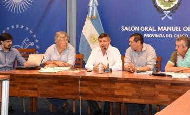 EL GOBIERNO ASISTIRÁ A COOPERATIVAS ALGODONERAS EN SU DEUDA CON AFIP