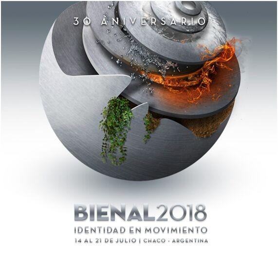 LA BIENAL 2018 SE LANZARÁ OFICIALMENTE EL MIÉRCOLES EN LA CASA DE LAS CULTURAS