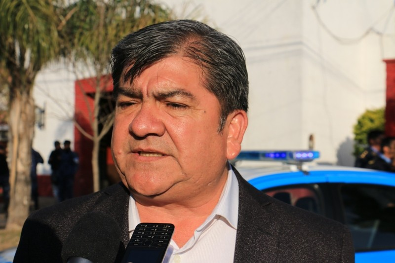 NIEVAS REPUDIÓ ACTOS DE VIOLENCIA INSTITUCIONAL HACIA EL GOBERNADOR PEPPO